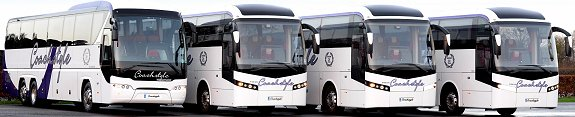 Coachstyle coach hire